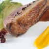 タテル ヨシノ ビズ  - 料理写真:「鴨のロティ」クラシカルな1品