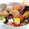 タテル ヨシノ ビズ  - 料理写真:bisの定番「コトリヤード」魚介類のスープ仕立て ブルターニュ風