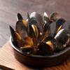 スペインバルバルエルソル - 料理写真:ムール貝の白ワイン蒸し