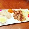 カフェ バニヤン - 料理写真:ポークジンジャー(ランチタイム限定)
