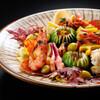 山田屋 - 料理写真:秋の前菜(一例)