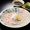 山田屋 - 料理写真:ふぐ刺身
