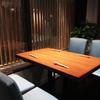 ADO - 内観写真:テーブル席