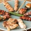 伊勢廣 - 料理写真:鳥一羽分を丸ごと味わえる、フルコース