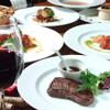 るもん - 料理写真:コース料理の一例です。