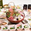 矢まと - 料理写真:季節で旬の食材に変わる特別コース(飲放2H付き)5000円