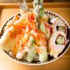 カウンターお野菜天ぷら mego - メイン写真: