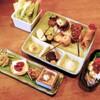 髭政 - 料理写真:おまかせコース 4,200円~ (前菜・生野菜・串あげ10本・串やすめ2品・ガーリックトースト・デザート)