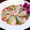 マハロア - 料理写真:本日のロミロミ