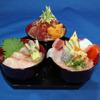 伊豆高原ビール本店レストラン - 料理写真:漁師の3種どんぶりスーパー