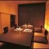 エンガワ - 内観写真:完全個室席(専用トイレ付)
