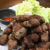 OHASHI - 料理写真:越後魚沼三元豚の炭火焼