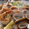HONANA - 料理写真:シーフード塩焼き 味付けは塩コショー。素材の味を堪能してください。