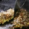 HONANA - 料理写真:豚玉 懐かしい大阪の味。サクふわっお好み焼き。