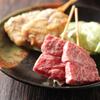 はなまる串カツ製作所 - 料理写真:全串80円! 大人気の牛串をはじめ、串カツは何と40種類!