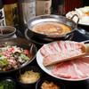 esora - 料理写真:お店自慢のカレー鍋!!お肉や野菜をたっぷりと入れてお召し上がり下さい!!