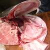 麻布十番 さくら 鳥居坂 - 料理写真:天然本マグロの希少部位顎肉!!