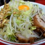 東京近郊で食べられる旨い汁なし麺(その3:二郎系編)