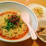 東京近郊で食べられる旨い汁なし麺(その4:中華系編)