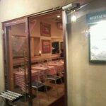 5千円位の予算で食べられるランス料理店(2皿にデザート、ワインフルボトル1本が基準です)。