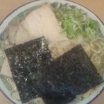 山形市「ラーメン専門店」の「醤油らーめん」#ゴルゴ13♡