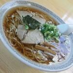 米沢市・好きな米沢中華♬定番醤油#16文キック!