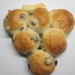 【ぶどうパン】美味しい葡萄パン大集合!