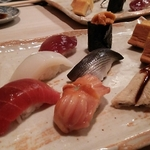 東京の鮨屋、お気に入りの店の【至福の一品】