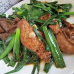 【秋田市】ランチで人気のレバニラ炒め定食4選