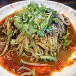 【秋田市】独創的なタレで食べるスープのないラーメン