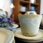 岡山で素敵な陶芸作品に出会えるカフェ