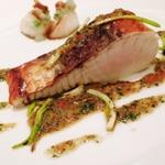 お魚のミキュイに魅せられたフレンチレストラン  6選