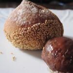 【秋の収穫祭】 東京のパン屋さんで出会った栗のパン