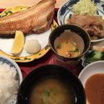 夜は高いけどランチはコスパがいい日本料理店