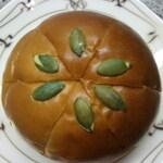 もうすぐ冬至 かぼちゃのパンを食べましょう~