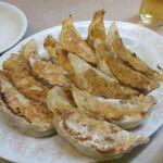 茨木で餃子