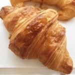 東京の人気パン屋の高級クロワッサン食べ比べ