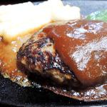 うどん県で食べるハンバーグ【焼肉店・ステーキハウス】