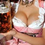 ここのビールはうまいぜ!!
