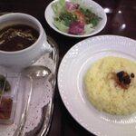 【伊勢崎市】美味しいCurryがあるレストラン♪w