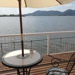 【滋賀・琵琶湖】絶景のレイクビューが素晴らしい、湖畔のカフェ&レストラン