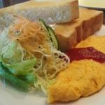 モーニングで「オムレツ」に出逢えるカフェ in福井県