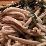 民芸風蕎麦店「志な乃」