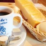 【名古屋】ビジネス街の伏見周辺の喫茶店モーニング♪