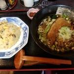 【群馬県】「麺とご飯の組み合わせ自由」セットが安くて美味しいお店