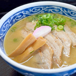 讃岐うどん屋さんで食べる中華そばorラーメン(西讃)