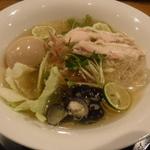 大阪ミナミの美味しい冷やしラーメン