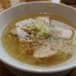 福島県内で愚生的に美味しいと思う塩ラーメン