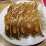 【静岡】浜松駅近くで食べたい、浜松餃子