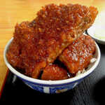 会津若松市内を中心に美味しいソースかつ丼の店